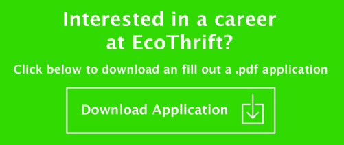 Click here to download an application to work at Eco Thrift